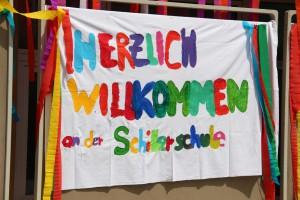 Herzlich willkommen an der Schillerschule